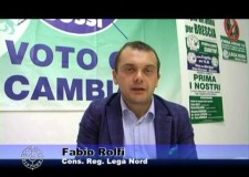 Intervista a Fabio Rolfi – Lega Nord del 28 marzo 2014