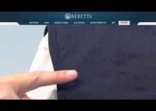Giubbino blu da tiro – Beretta