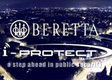 Beretta presenta I-Protect : la nuova pistola intelligente. A Milano parte la sperimentazione con i CC.