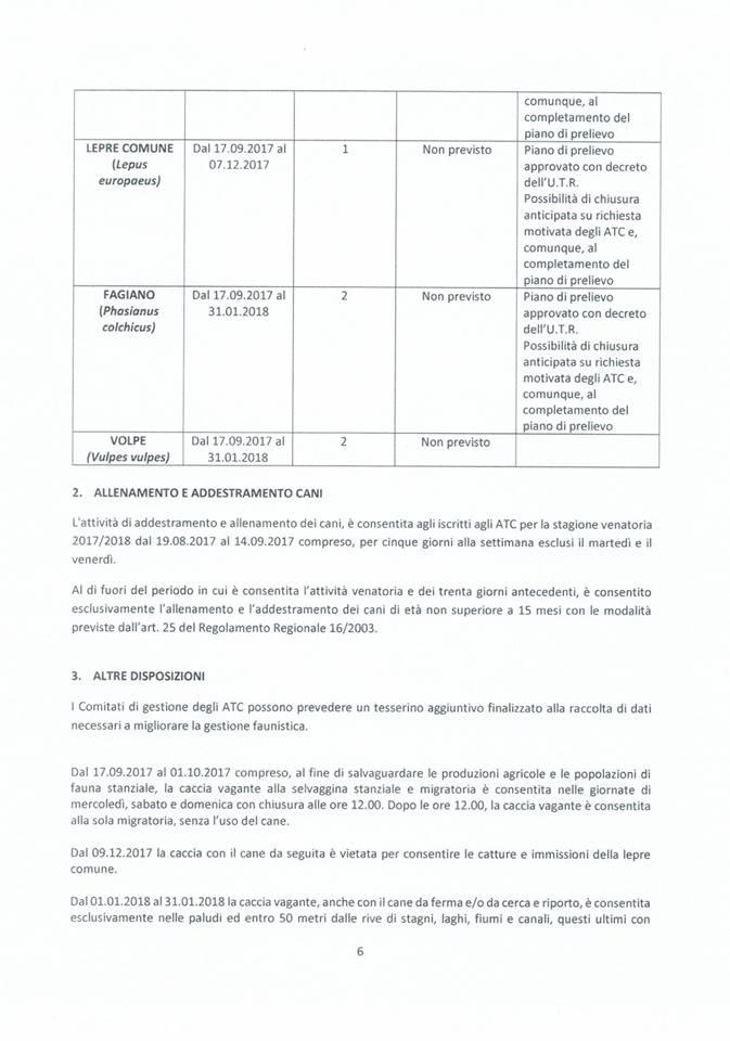 Calendario Venatorio Lombardia.Lombardia Calendario Venatorio 2017 2018 Caccia E Dintorni