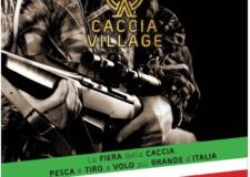 CACCIA VILLAGE 2018: UNA DEDICA ALLA CACCIA DI SELEZIONE