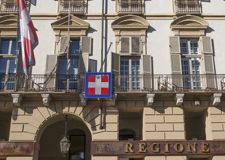 Seat of regional administration of Regione Piemonte