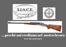 S.I.A.C.E.  Armi – la tradizione artigiana nei fucili da caccia