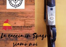 World Event :  la caccia in Spagna ….migratoria, stanziale e ungulati