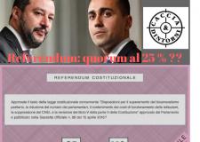 Abbassamento del quorum : c'è il SI della Lega