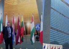 Climate change Pietro :Pietro  Fiocchi partecipa al summit dell' ONU