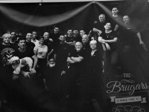 BRUGAR – la brunitura delle canne