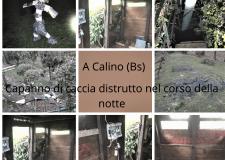 11 capanni distrutti nella zona della Franciacìorta - raid animalista notturno