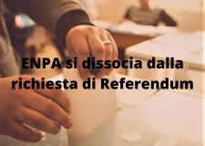 Referendum caccia ….ENPA si dissocia
