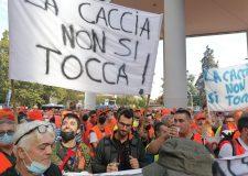 1° ottobre la grande manifestazione milanese dei cacciatori